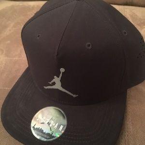 Black Jumpman Breathable Nike Jordan Hat Men's